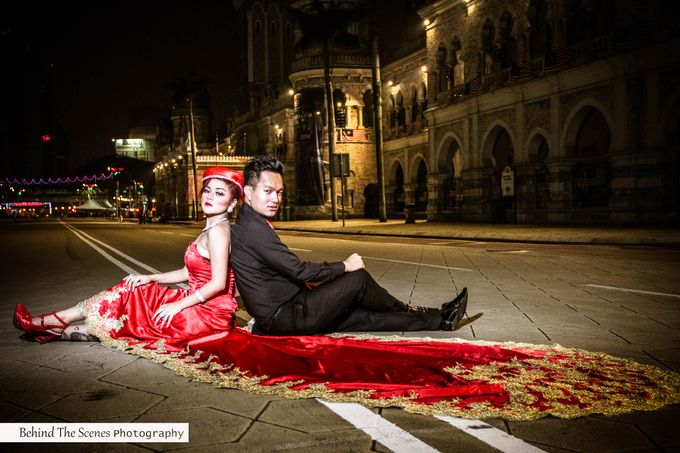 Malaysia Prewedding Session ( Icha & Robin ) by behind the scenes photography - 009