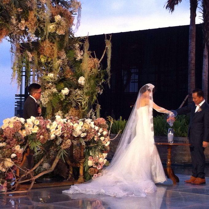 Andree & Priscilla by Elkana Wedding Organizer - 015