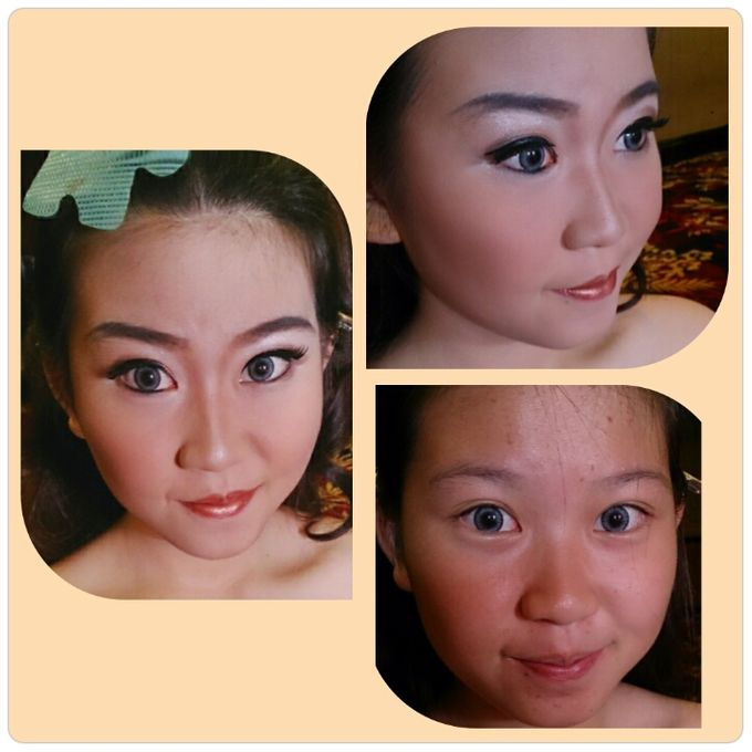 Before After Make up by Monika Sujono Make Up Artist - 035