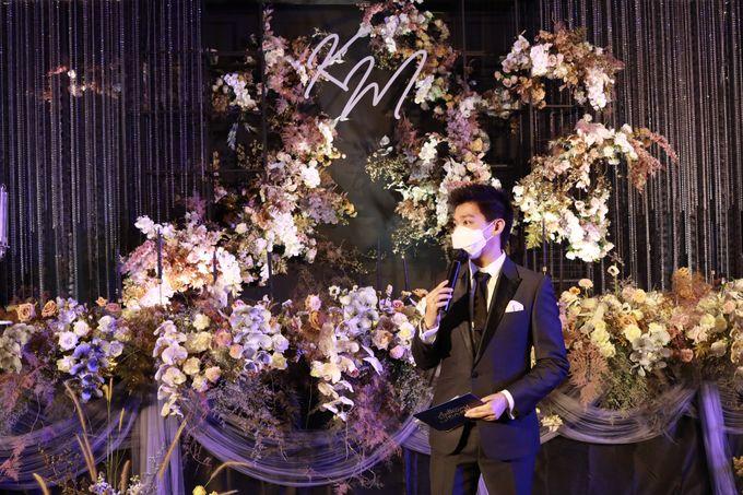 MC Wedding Intimate Ayana Midplaza Jakarta - Anthony Stevven by AYANA Midplaza JAKARTA - 006