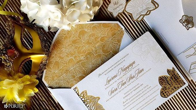 'The White Gatsby' Invitation by PurityCard - 009