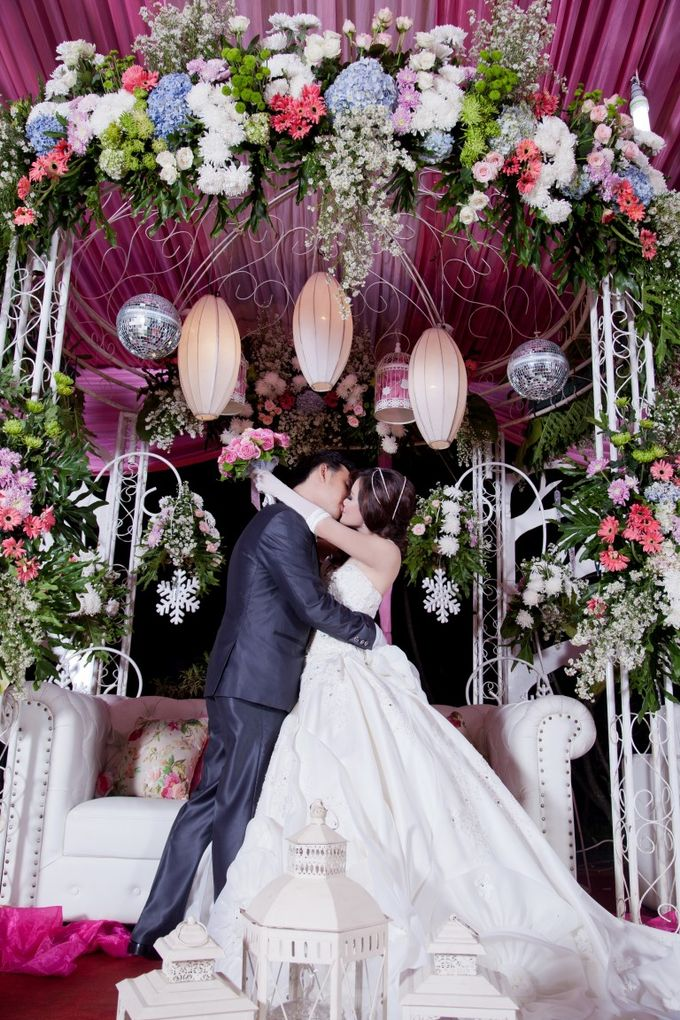 wedding day by Xin-Ai Bride - 035
