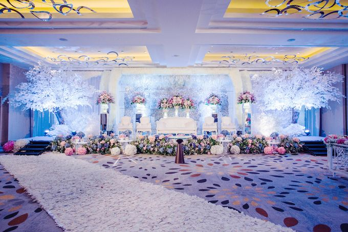The Reception by Pullman Jakarta Indonesia - 008