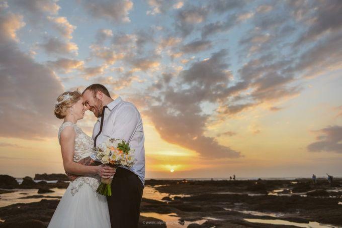 Tori & Sam | Bali Wedding by AT Photography Bali - 021