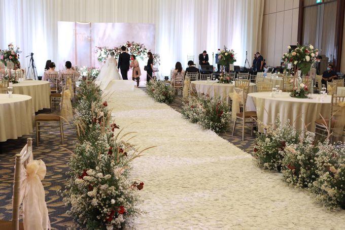 MC Wedding Intimate at Sheraton Gandaria Jakarta by Anthony Stevven by Anthony Stevven - 003