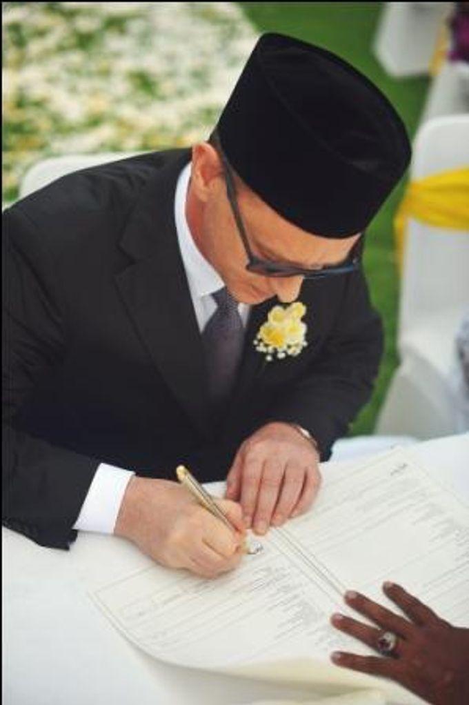 John & Ima by Bali Wedding Vows - 009