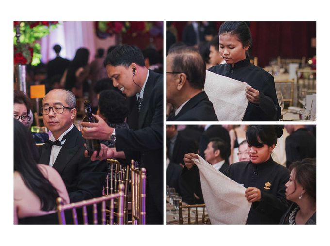 Ciputra 60th Wedding Anniversary by Culture Royale Catering - 036