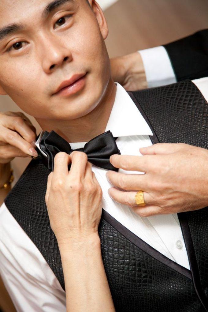 wedding day by Xin-Ai Bride - 075