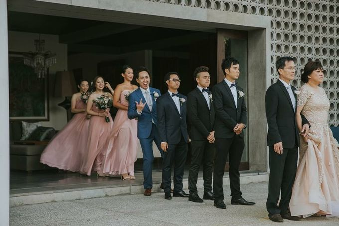 Wedding of Evelyn & Keith by Beyond Decor Company - 020