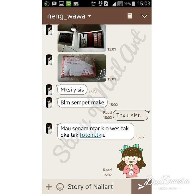 Testimoni by Story of Nailart - 015