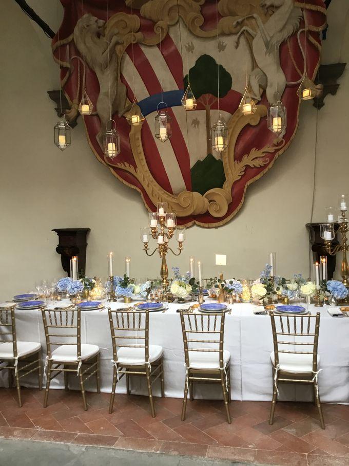 A blue wedding by C&G Wedding and Event Designer - 006