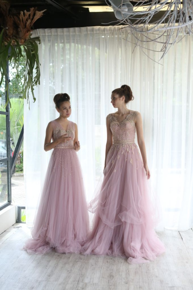 After Party Gown by DHITA bride - 005
