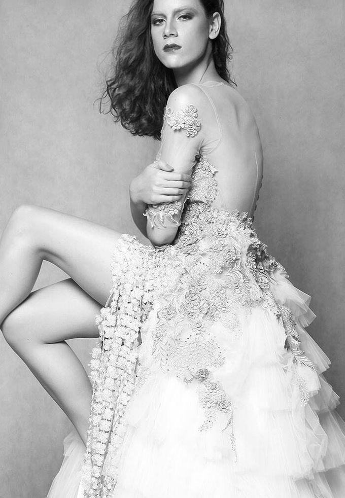 Black Romance by Gazelle Brides - 001