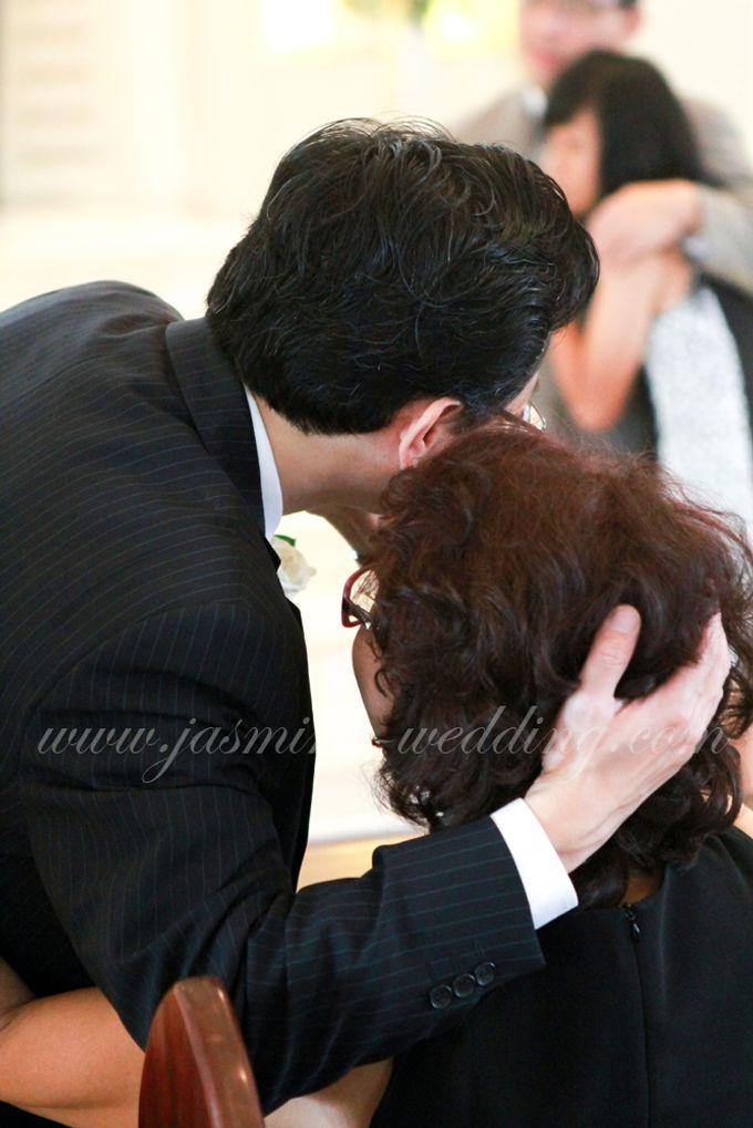 Wedding Blessing Ceremony Part V by Jasmine Wedding Bali - 003
