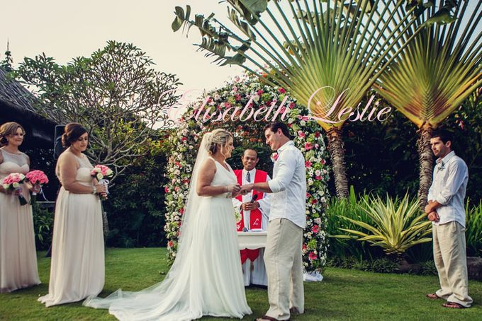 Intimate Private Villa Wedding by Bali Wedding Assistant - 009