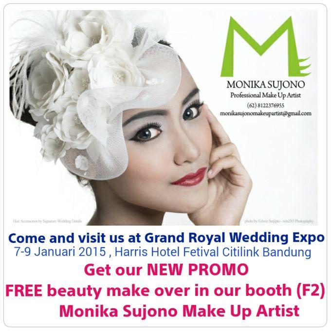 Promotion by Monika Sujono Make Up Artist - 002