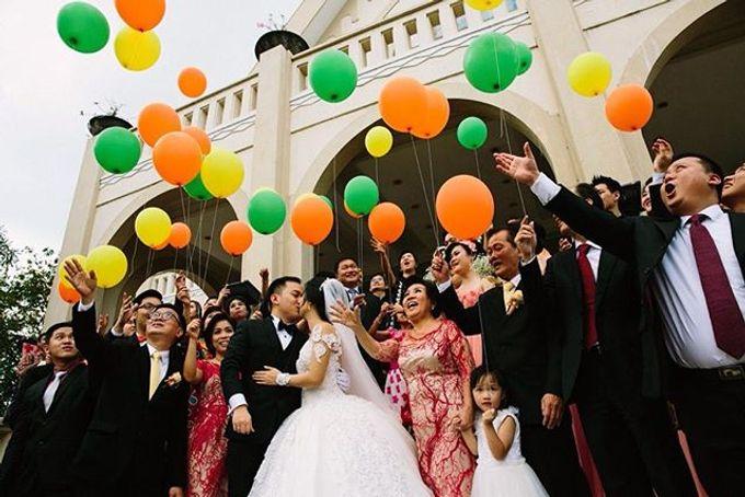The Wedding Of Edward & Janice by Vibonacci Event Crafter - 009