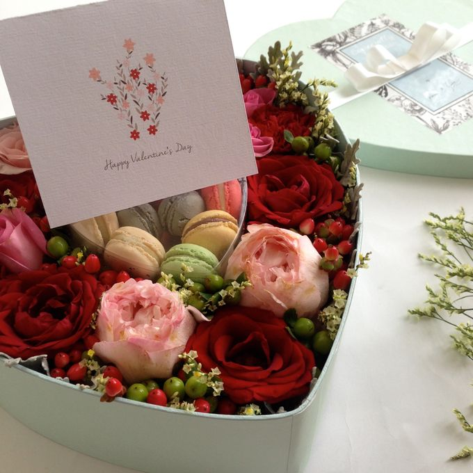 Flower Gift Box Collection 2014/2015 by Jasmine Florist - 005