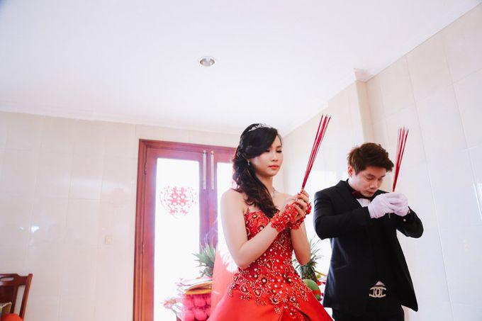 THE WEDDING OF WIDY & YENTY / 09.01.15 & 18.01.15 / SUNCITY BALLROOM, HAYAM WURUK, JAKARTA by AS2 Wedding Organizer - 010