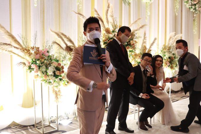 MC Wedding Intimate Double Tree Jakarta by Anthony Stevven by Anthony Stevven - 023