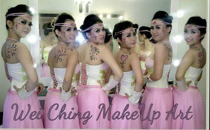 Weiching Bridal by Weiching Bridal Make Up - 008