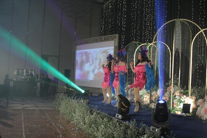 50th Birthday Entertainment at Westin Hotel Jakarta - Double V Entertainment by Double V Entertainment - 020