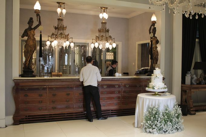 Mc Intimate Wedding Bunga Rampai Jakarta - Anthony Stevven by Anthony Stevven - 001