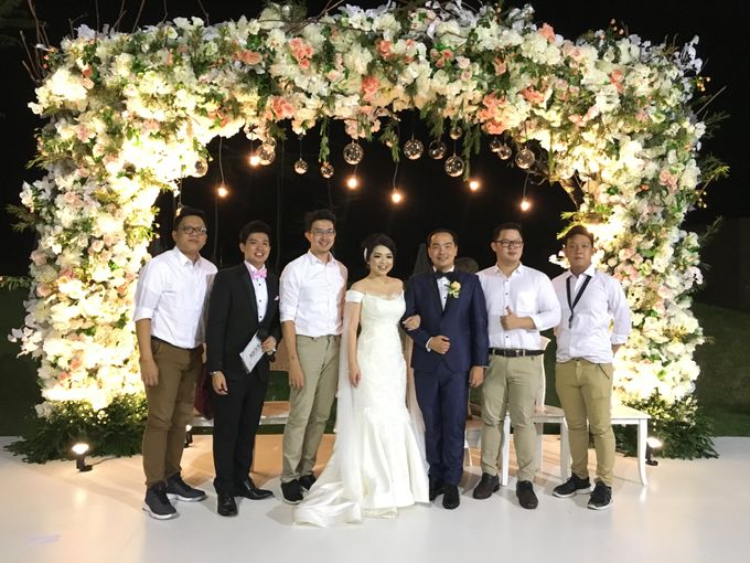 MC Wedding Royal Tulip Bogor - MC Anthony Stevven by KEYS Entertainment - 002