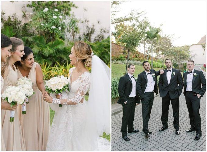 Steven & Shelica Wedding by Love Bali Weddings - 014