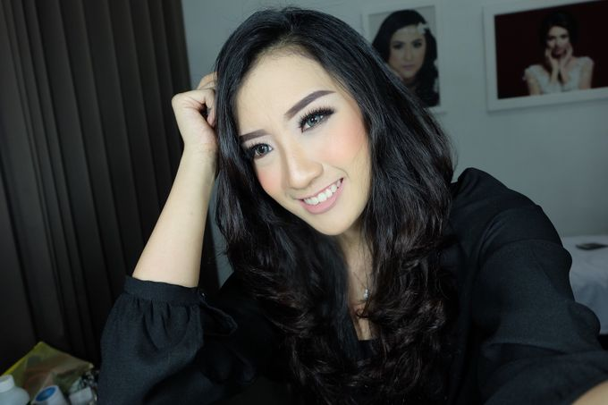 Party Makeup Look by by ivana anneta - 002