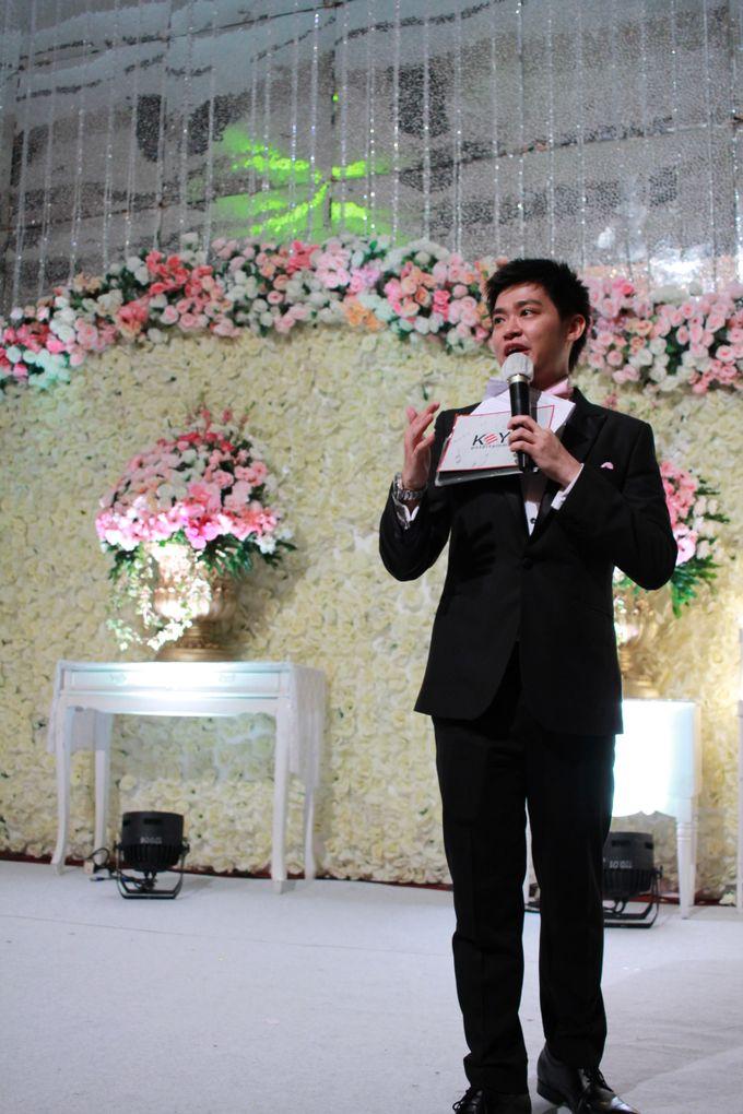 Anthony Stevven MC Wedding SunCity Jakarta by KEYS Entertainment - 016