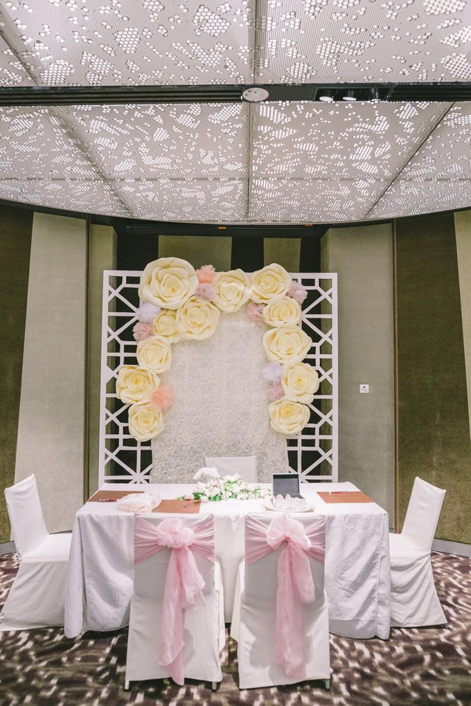 Wedding of Huang & Imelda by Rosette Designs & Co - 007