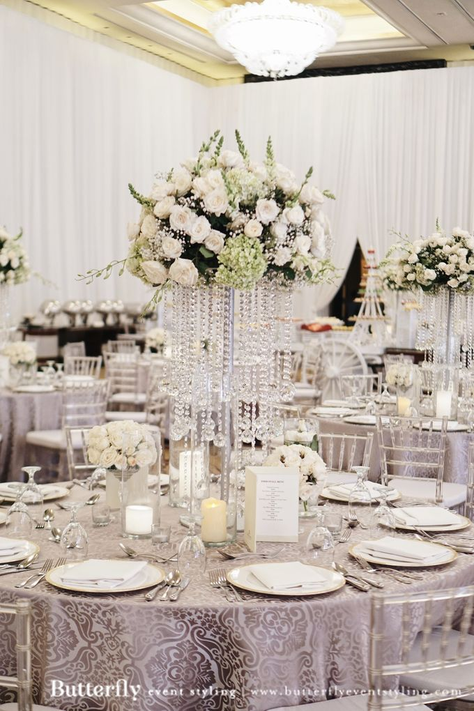 The Wedding of Hananto & Choerunissa by Butterfly Event Styling - 012
