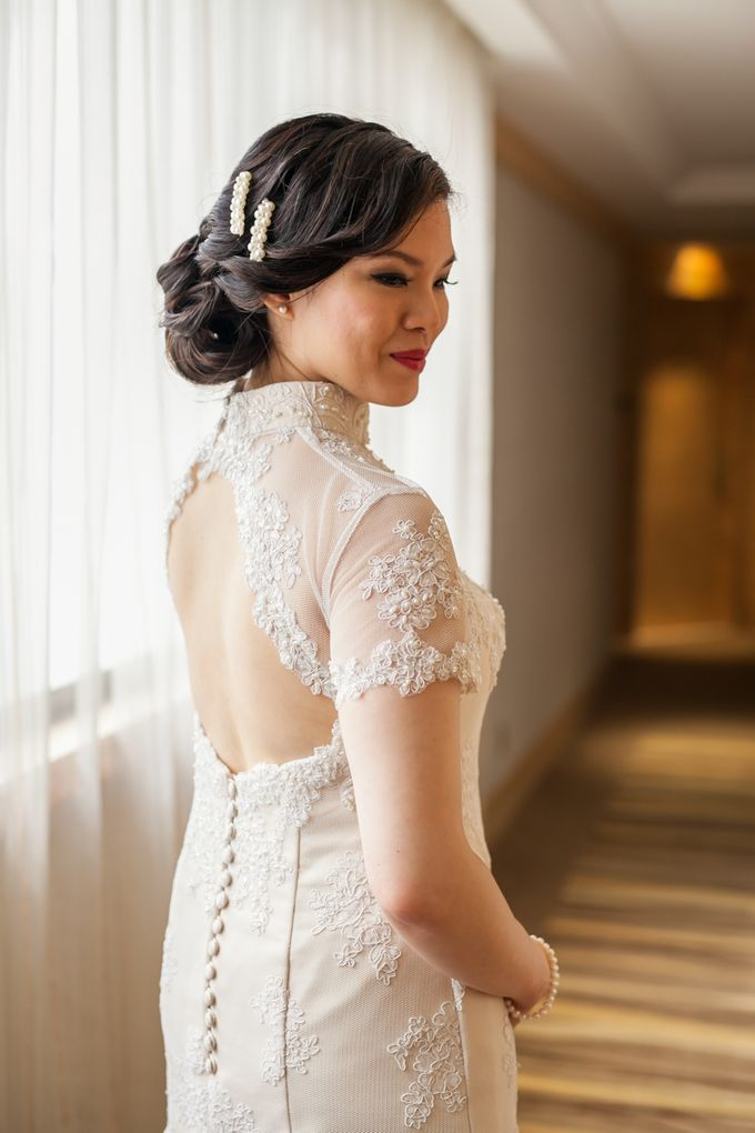 Brides Actual Day by Carmen Makeup & Hair - 018