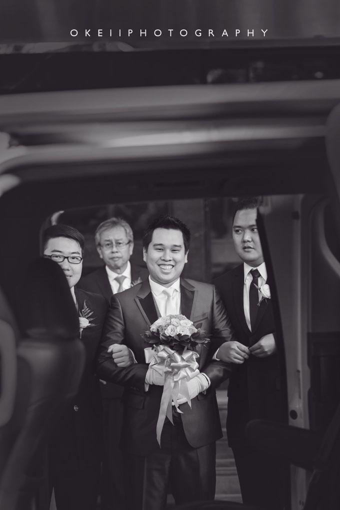 Alvin & Novi Wedding Day by Okeii Photography - 008