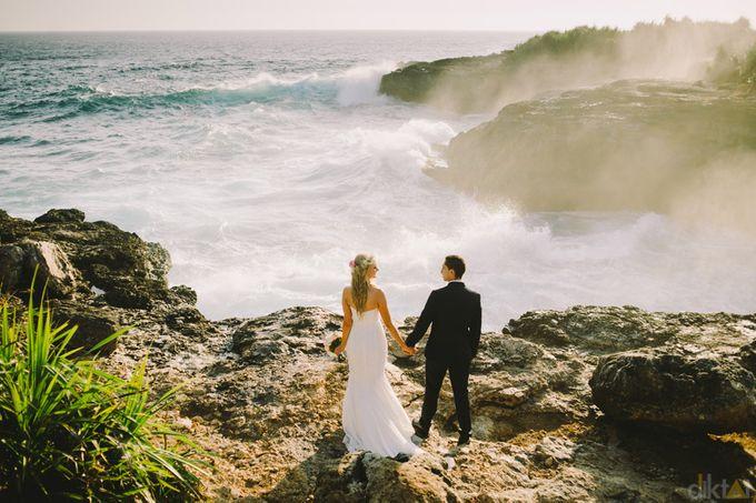 Wedding destination // Anne & Carlo // Lembongan Island – Bali by diktatphotography - 041