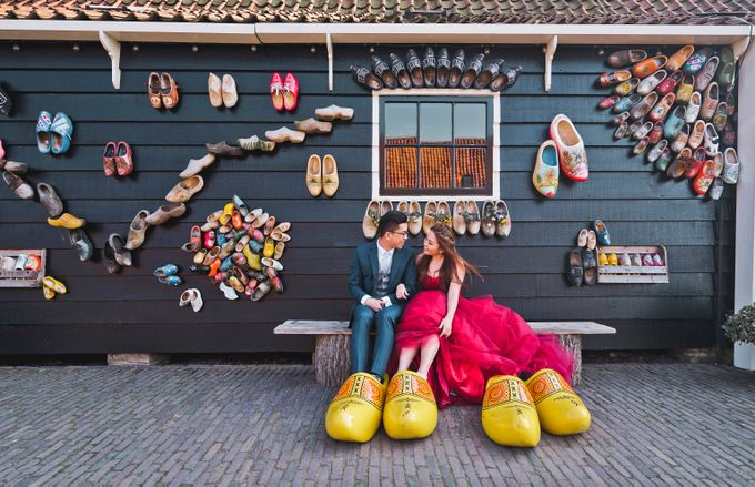 Destination PreWedding by AllureWeddings by ALLUREWEDDINGS - 003