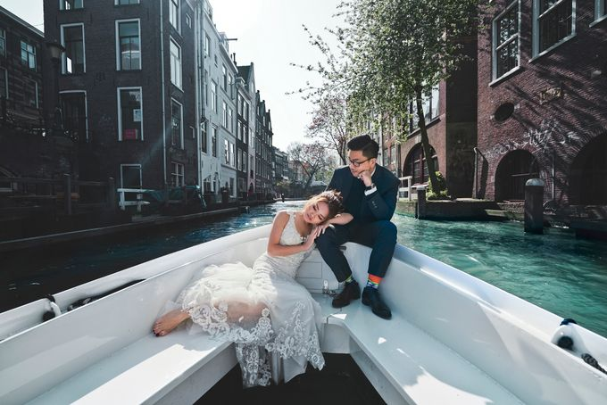 Destination PreWedding by AllureWeddings by ALLUREWEDDINGS - 006