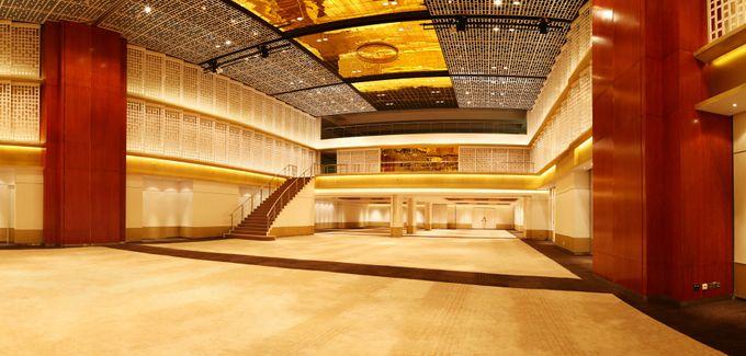 Ballroom Interior by Thamrin Nine Ballroom - 001