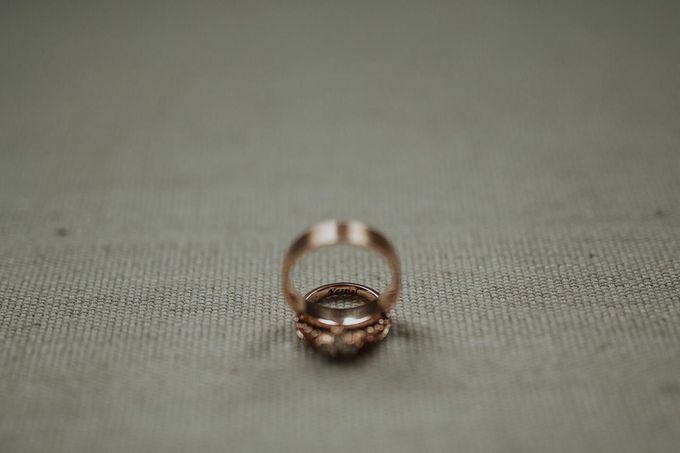 The Wedding Yessiel & Eka Gustiwana by V&Co Jewellery - 002