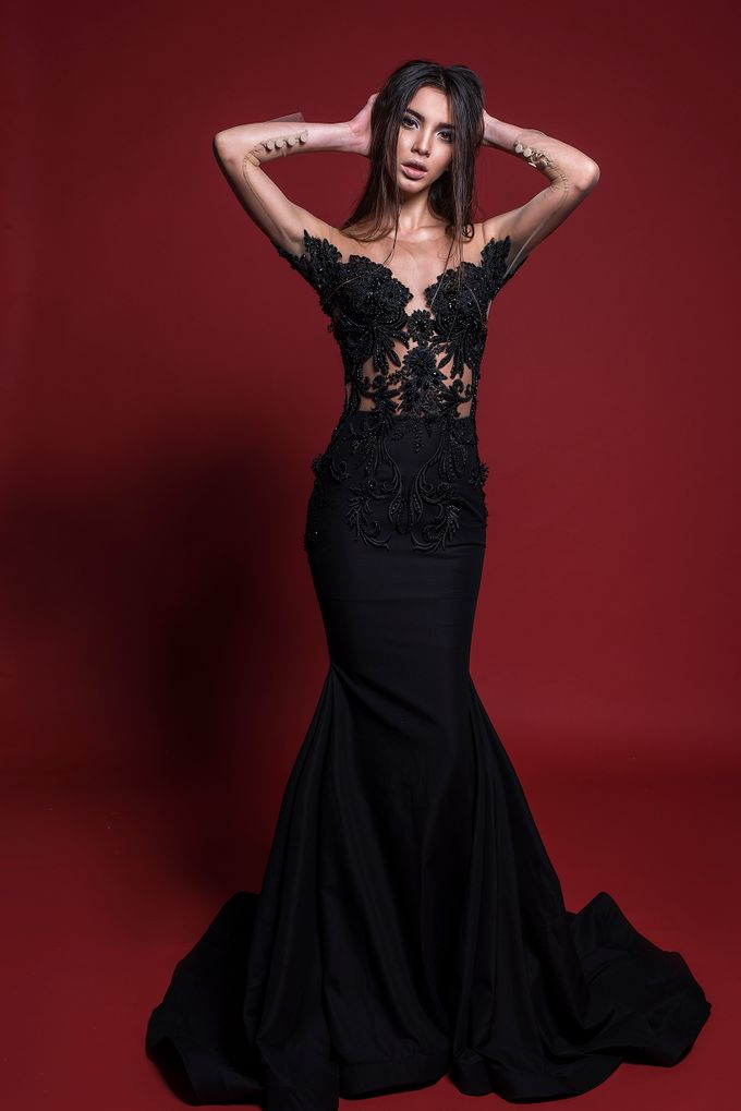 Black Collection by Crystal Clarissa - 005