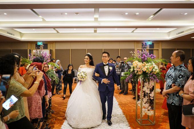 Wedding Of Hendarto & Rosdiana by Ohana Enterprise - 012