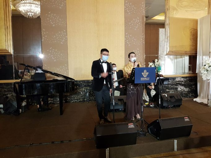 Entertainment Sangjit Hotel Mulia Jakarta by Double V Entertainment by Double V Entertainment - 046