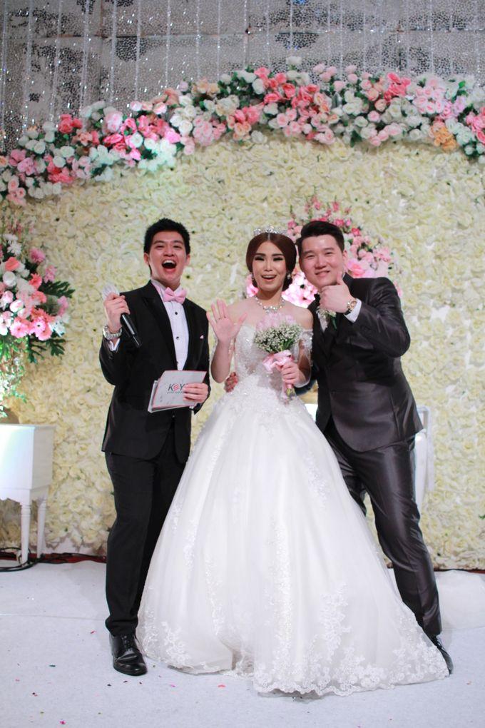Anthony Stevven MC Wedding SunCity Jakarta by KEYS Entertainment - 019