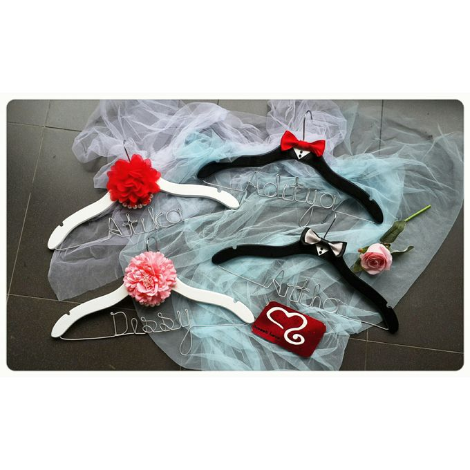 Wedding Hanger Name by Sweetlovecollection - 012