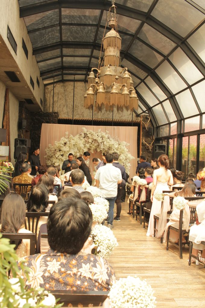 Mc Intimate Wedding Bunga Rampai Jakarta - Anthony Stevven by Anthony Stevven - 011