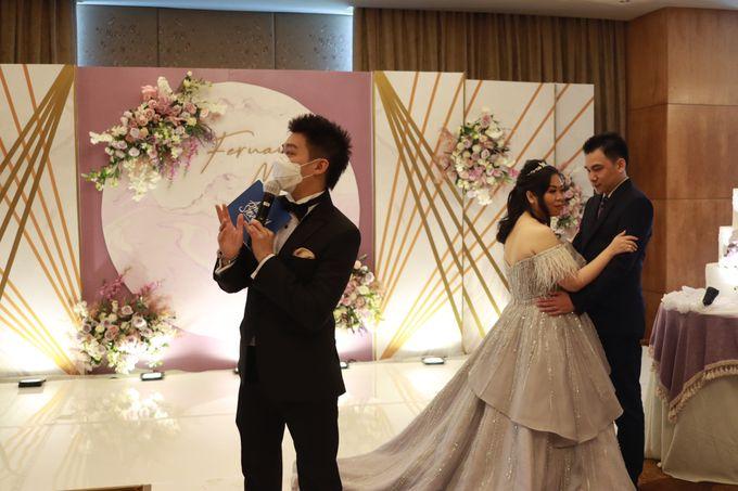 MC Wedding Intimate Hotel Mulia Jakarta - Anthony Stevven by Anthony Stevven - 017