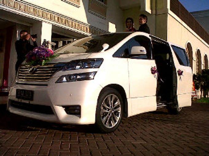 Contoh Dekorasi BK Rent Car by BKRENTCAR - 001