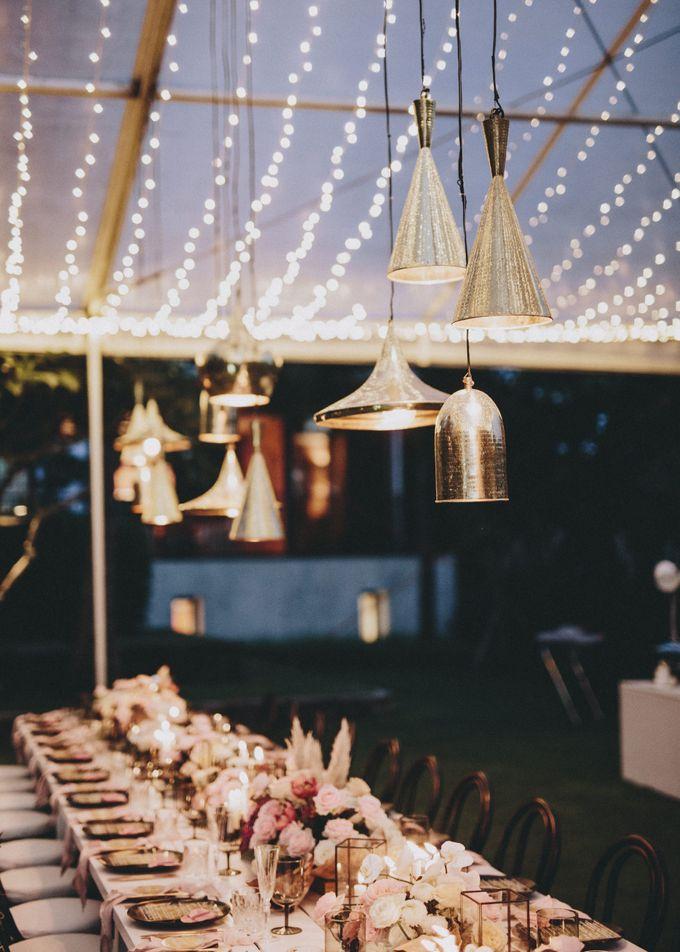 Modern Luxe Buffet Wedding by DIJON BALI CATERING - 021