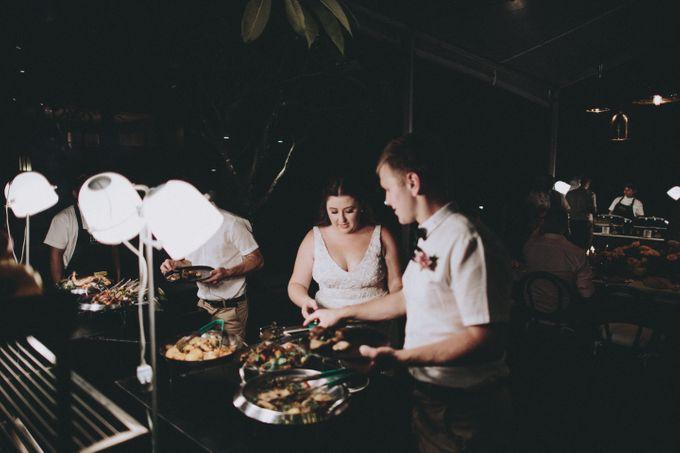 Modern Luxe Buffet Wedding by DIJON BALI CATERING - 022